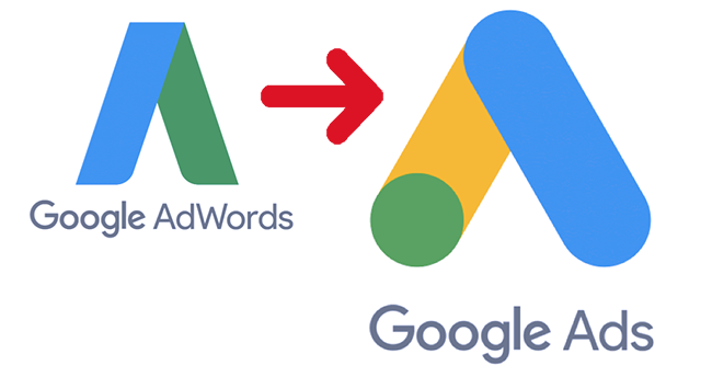 Google Rebrands Google AdWords as Google Ads