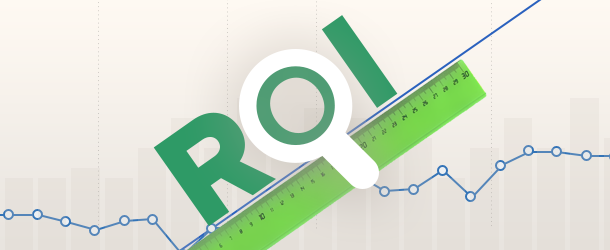 Technique to compute ROI on SEO
