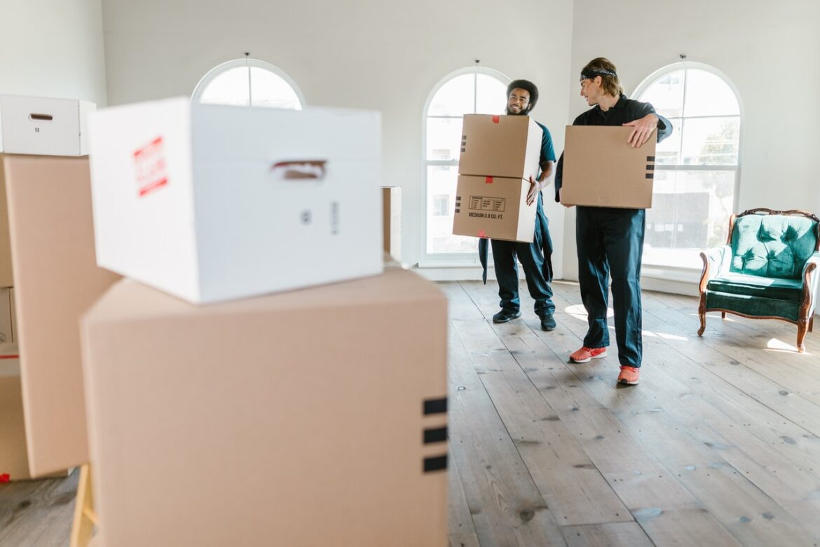SELECT THE BEST MOVING COMPANY FOR YOUR RELOCATION