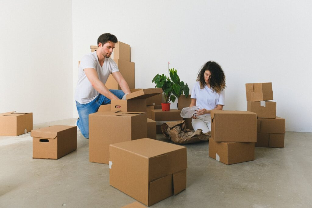 Moving In India